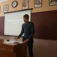 Проведено І етап ХХІІ обласних математичних змагань імені М.В.Остроградського