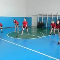 Проведено змагання дівчат з волейболу в залік міської Спартакіади школярів