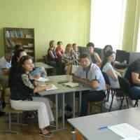 Проведено засідання міських методичних об'єднань (методичних комісій, творчих груп) працівників закладів освіти Гадяча та Сергіївської ОТГ
