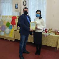 Нагородження Степанович