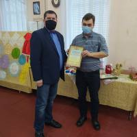 Нагородження Дерев'янко