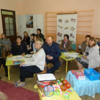 Проведено перше засідання творчої групи для практичних психологів та соціальних педагогів міста Гадяча та Сергіївської ОТГ «Використання арт-технік в