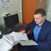Методист Лисенко В.В. за роботою
