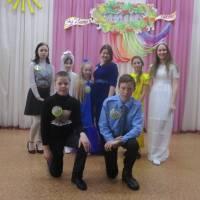 Театр ЕДЕМ Розбишівської ЗОШ І-ІІІ ст