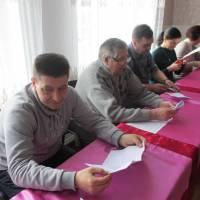 Майстер клас для учасникiв семiнару