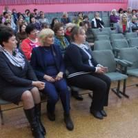 19 лютого міський голова привітав колектив Гадяцького ліцею І-ІІІ ступенів № 4 імені Лесі Українки