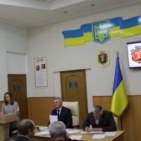 Засідання сорок другої сесії міської ради сьомого скликання