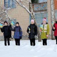 У Гадячі відзначили День Соборності України