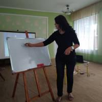 Проведено тренінг «Психологічне консультування: практичні навички» для практичних психологів та соціальних педагогів міста Гадяча та Сергіївської ОТГ