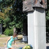 У Гадячі урочисто відсвяткували День Незалежності України!