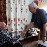 Подарунки для ветеранів Другої Світової війни