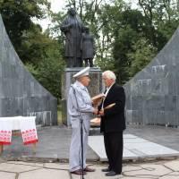 У Гадячі відзначили 75 річницю визволення міста від нацистських загарбників