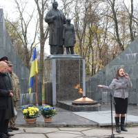 28 жовтня 2018 року вся країна відзначає 74-у річницю вигнання нацистів з України.