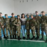 Рiй Заярськi козаки