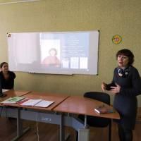 На засiданнi ММО вчителiв iноземних мов