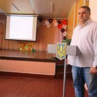Виступ Кузьменка Р.В