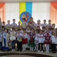 Вихованцi старшої групи Кульбабка ЗДО Первоцвiт
