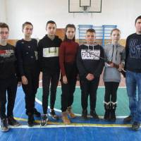 Гадяцька СШ № 3 - ІІ місце