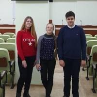 Гадячани – учасники ІІ (обласного) туру обласних змагань інтелектуальної гри «Дебати-2019»
