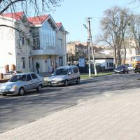 Дезінфекція вулиці Шевченка