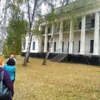 Екскурсiя до Садиби Масюкових