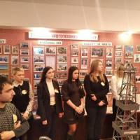Екскурсiя до музейної кiмнати нафти i газу