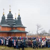 Свято-Успенська Церква (с.Лютенька)