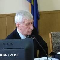 Голова райради Л.Яринич