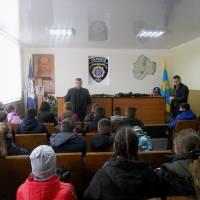 Розповідь про службу в поліції
