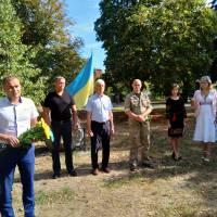 Виступ заступника Миргородського міського голови О.Гуржій