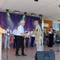 Вручення почесних грамот районної ради і районної держадміністрації