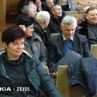 Кибинська сільська голова Людмила Мисяк