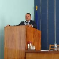 Олександр Черчатий - директор Регіонального центру з надання безоплатної вторинної правової допомоги у Полтавській області