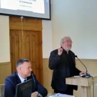 В.Василець презентує сатиричний збірник