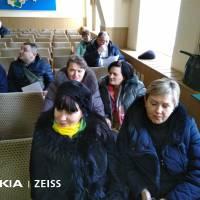 Сільські голови: Ярмаківська -  Світлана Носенко і Солонцівська - Тетяна Мілько