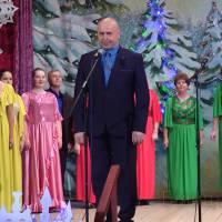 Новорічний онлайн-концерт-привітання від народного аматорського пісенно-танцювального колективу