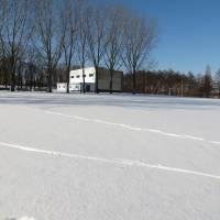 Стадіон та спортзал
