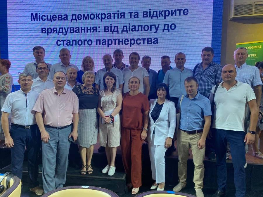 В Одесі стартував XVІ муніципальний форум – день місцевої демократії та відкритого врядування