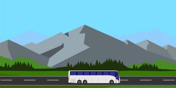 Автобусне сполучення між містами через Оржицю