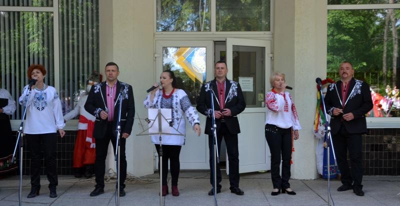 День української вишиванки в Оржиці