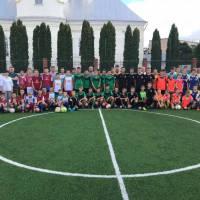 турнір з міні футболу 18 липня 2019 року