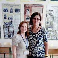 З Вікторією Макосєєвою (м.Київ)