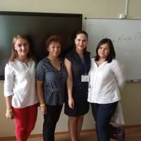 З Тетяною Трушевською (м.Київ)