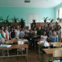 Майстер - клас від Малофєєвої Ірини