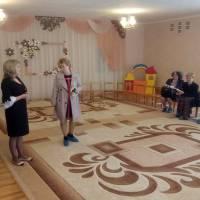 Валентина Степюк та Зоряна Гузь з учасниками семінару