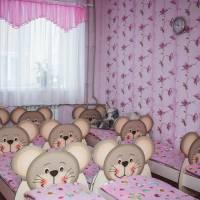 Спальна кімната групи