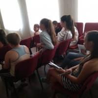 активні підліткі Першотравневої сільської ради