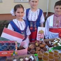 Стилізований ярмарок до Дня Європи