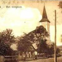 старе фото реформатської церкви