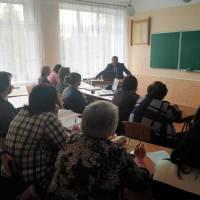 Засідання педагогічної ради (травень)